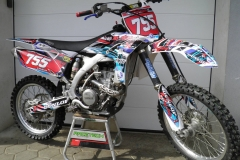 MX SHOP Yamaha yzf 450