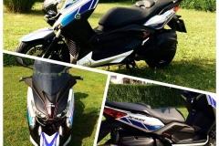 Skuter Yamaha xmax