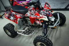 polaris MXR450