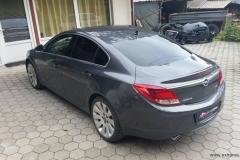 Opel Insignia temnenje stekel