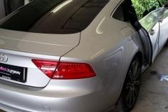 Audi temnenje stekel