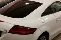 Audi TT temnenje stekel