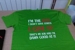 Tisk na majico 2