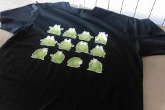 Tisk na majico